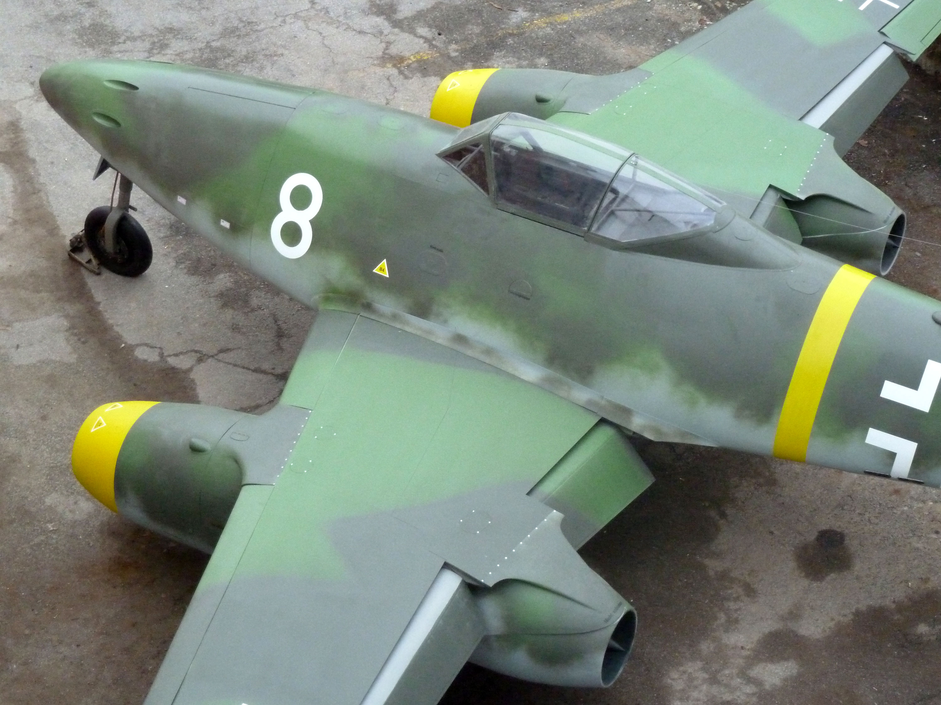 Aircraft Listing - ME-262 Schwalbe listed for sale