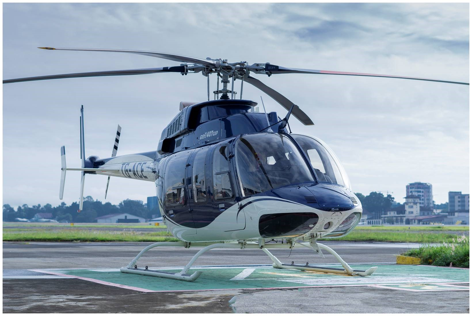 Aircraft Listing - Bell 407GX listed for sale