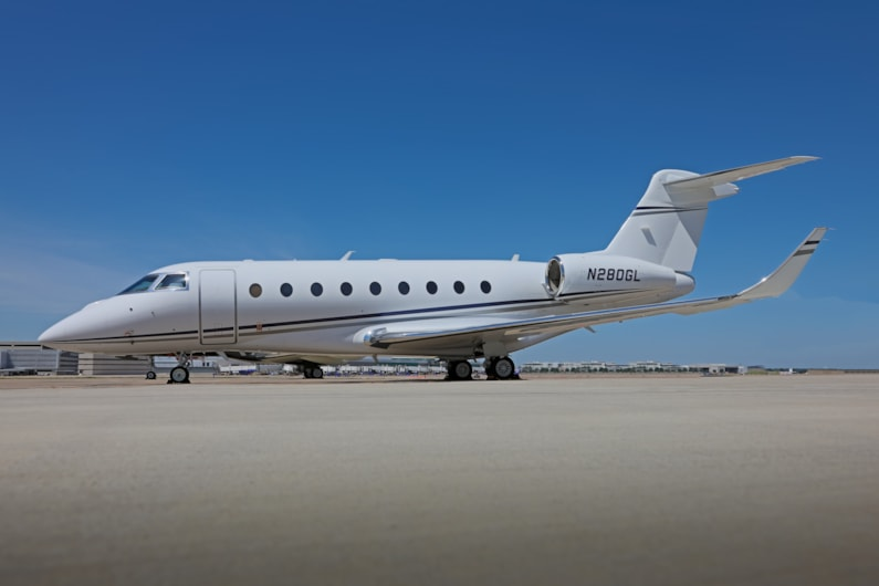 Private jet for sale charter: 2017 Gulfstream G280 super-midsize jet
