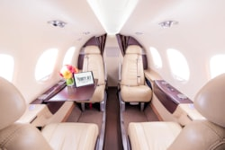 Private jet for sale charter: 2011 Embraer Phenom 100 very light jet