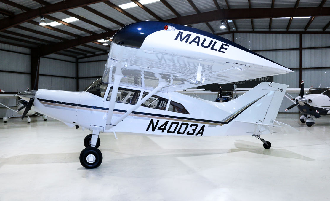 Aircraft Listing - Maule M-7-260C listed for sale