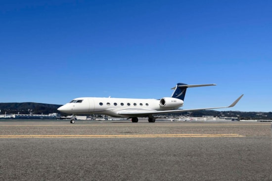 Private jet for sale charter: 2015 Gulfstream G650 ultra-long-range heavy jet