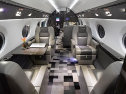 Private jet for sale charter: 2013 Gulfstream G550 long range heavy jet