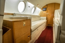 Private jet for sale charter: 1975 Dassault Falcon 20F-5 midsize jet