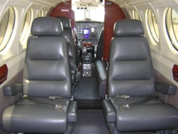 King Air 200 for sale.