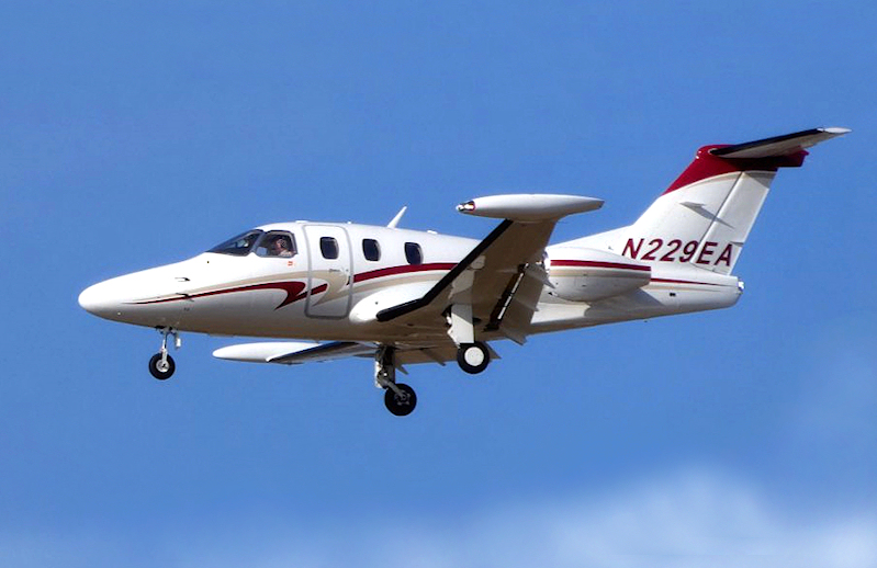 Aircraft Listing - Eclipse 500 listed for sale