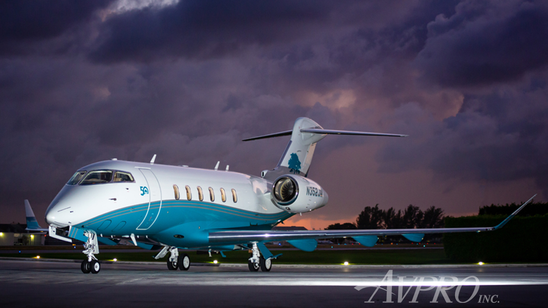 Aircraft Listing - Challenger 350 listed for sale