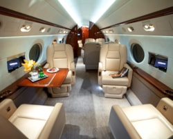 Private jet for sale charter: 2009 Gulfstream G450 heavy jet