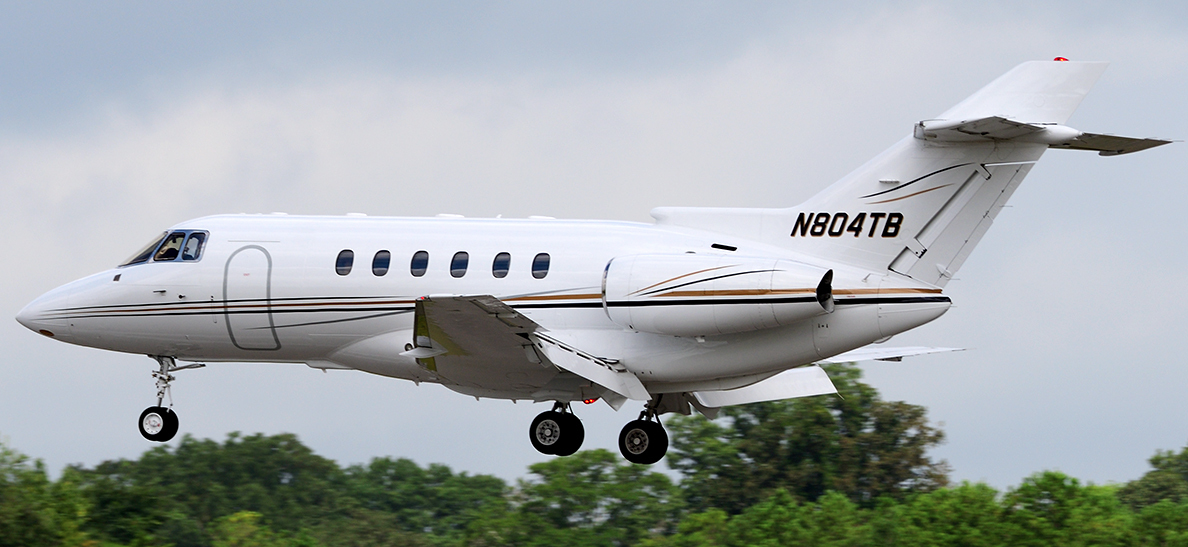 Aircraft Listing - Hawker 800XP listed for sale