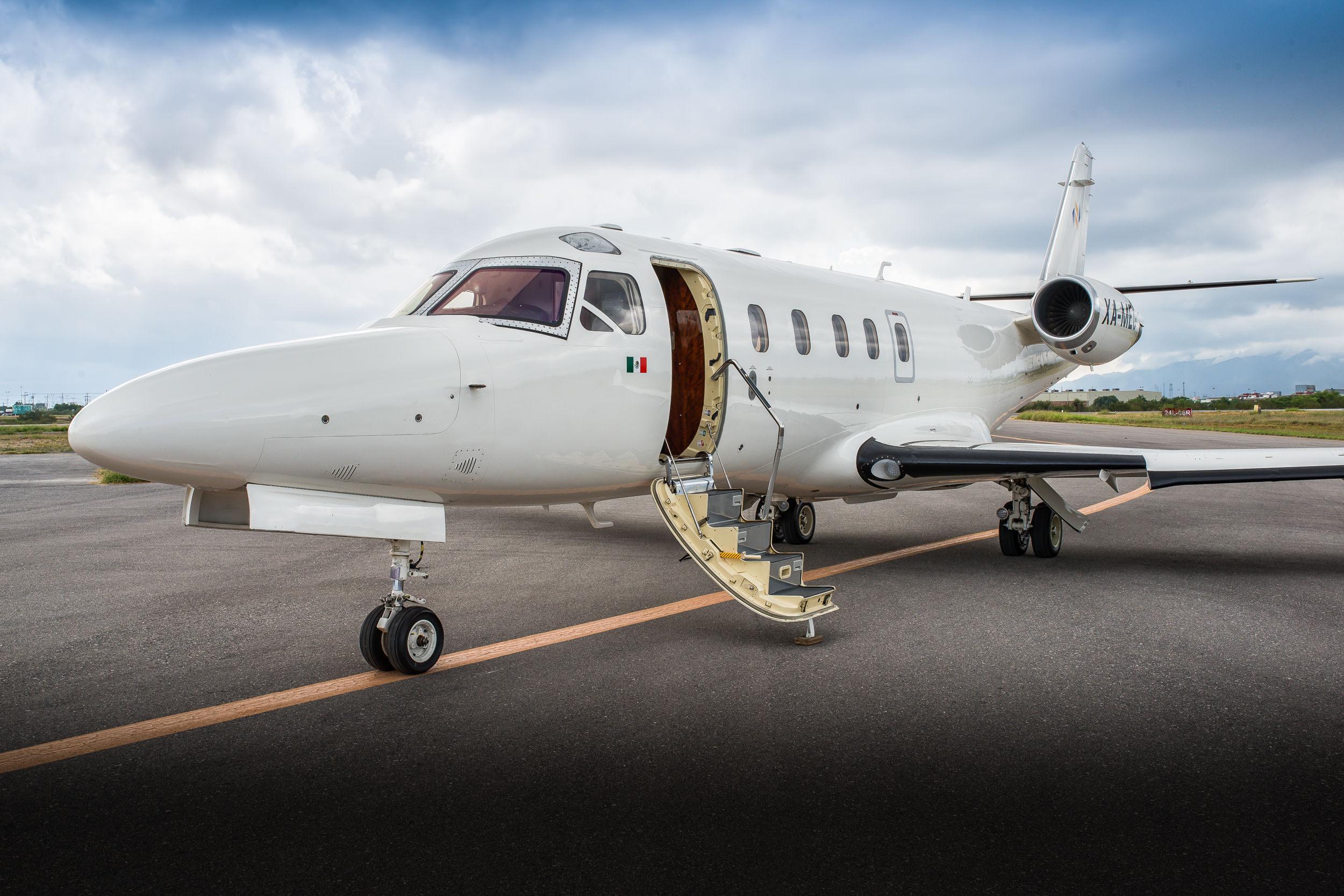 Aircraft Listing - Gulfstream G100 listed for sale
