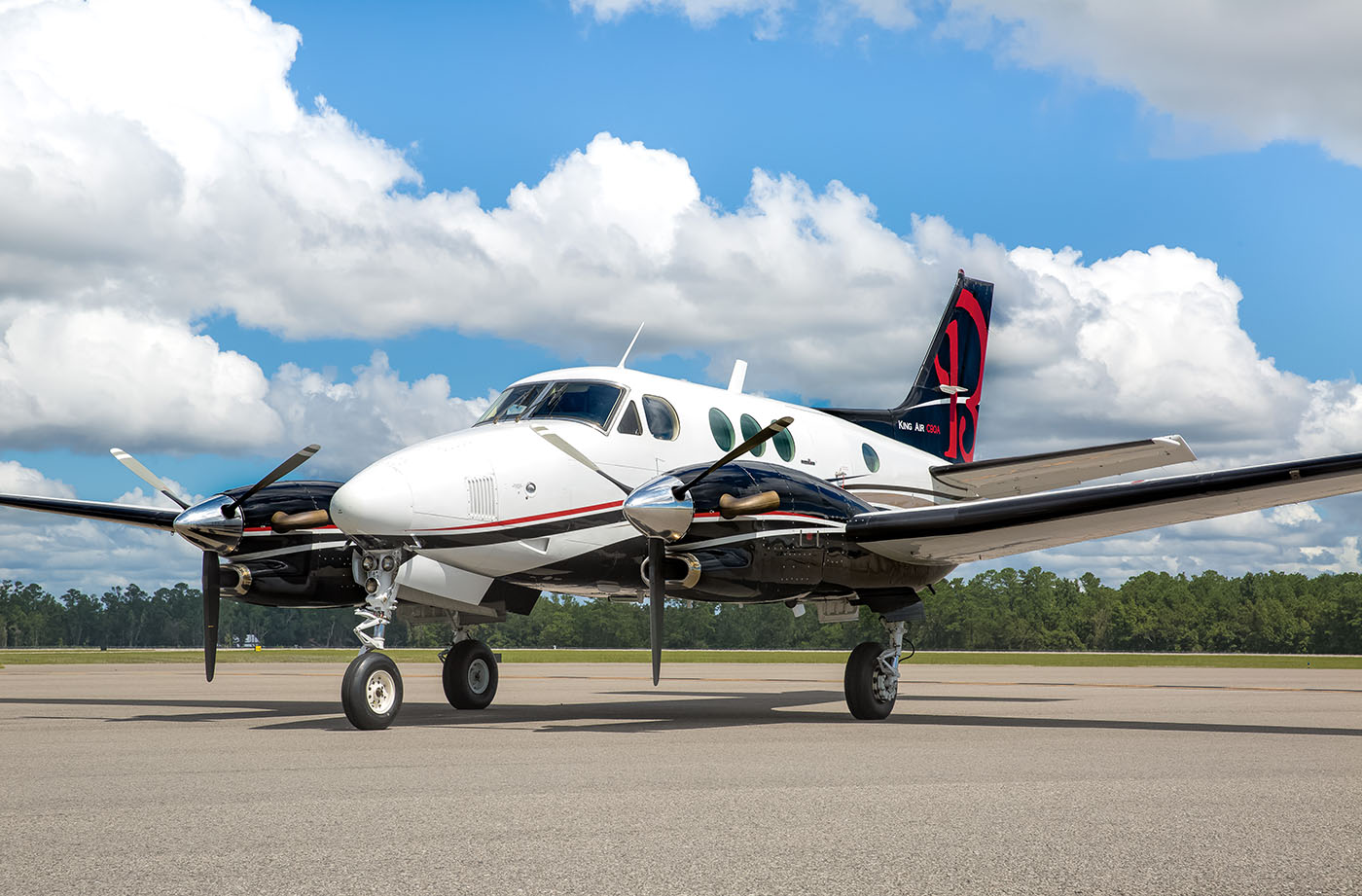 Aircraft Listing - King Air C90A listed for sale