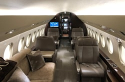 Private jet for sale charter: 2009 Dassault Falcon 2000LX heavy jet