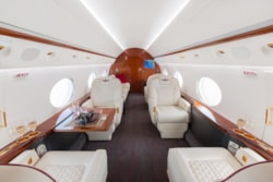 Private jet for sale charter: 1997 Gulfstream V heavy jet