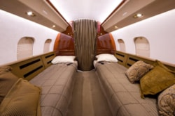 Private jet for sale charter: 2013 Bombardier Global 6000 long-range heavy jet