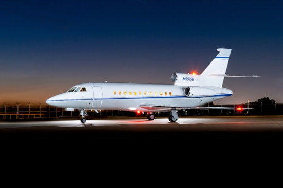 Private jet for sale charter: 2003 Falcon 900EX EASy heavy jet