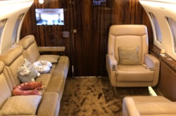 Private jet for sale charter: 2013 Bombardier Challenger 605 heavy jet