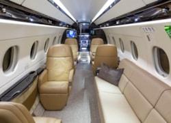 Private jet for sale charter: 2018 Embraer Legacy 500 super-midsize jet