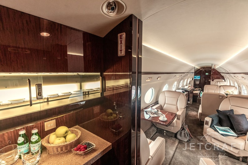 Private jet for sale charter: 2012 Gulfstream G450 heavy jet