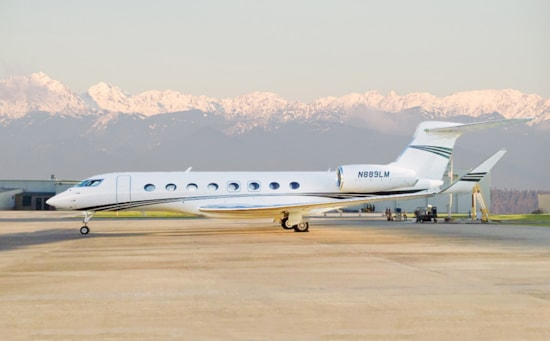Private jet for sale charter: 2017 Gulfstream G650ER ultra-long-range heavy jet