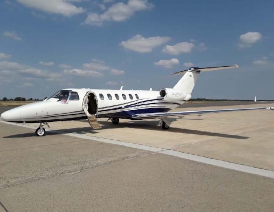 Private jet for sale charter: 2018 Cessna Citation CJ3+ light jet