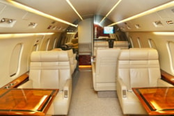 Private jet for sale charter: 1993 Bombardier Challenger 601 3A/ER heavy jet