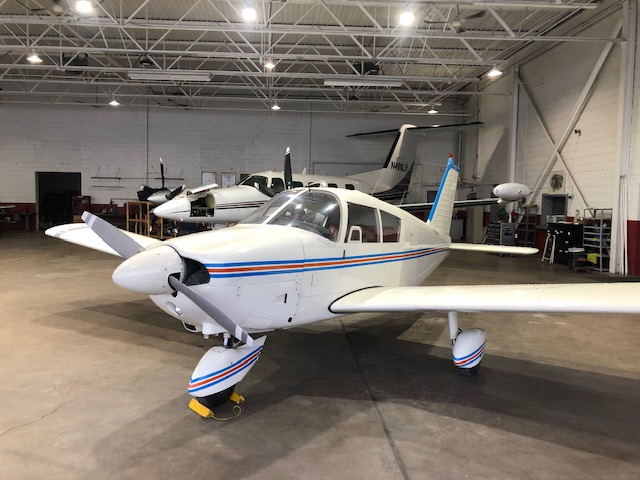 Aircraft Listing - Cherokee PA-28-180 listed for sale