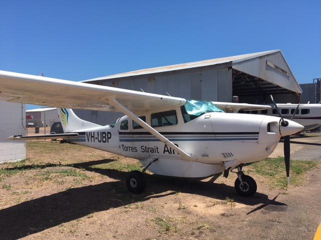 Aircraft Listing - Cessna U206 listed for sale