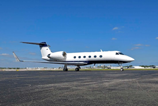 Private jet for sale charter: 2004 Gulfstream G400 heavy jet