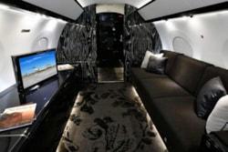 Private jet for sale charter: 2015 Gulfstream G650ER ultra-long-range heavy jet