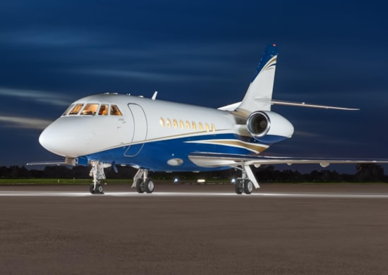 Private jet for sale charter: 1998 Dassault Falcon 2000 heavy jet