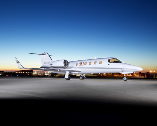 Private jet for sale charter: 2001 Learjet 31A light jet