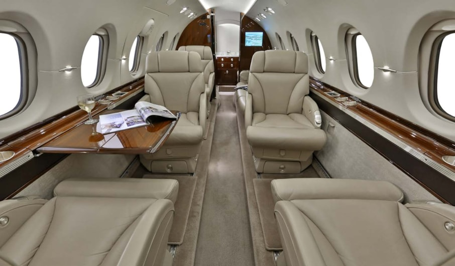Private jet for sale charter: 2010 Hawker 900XP midsize jet