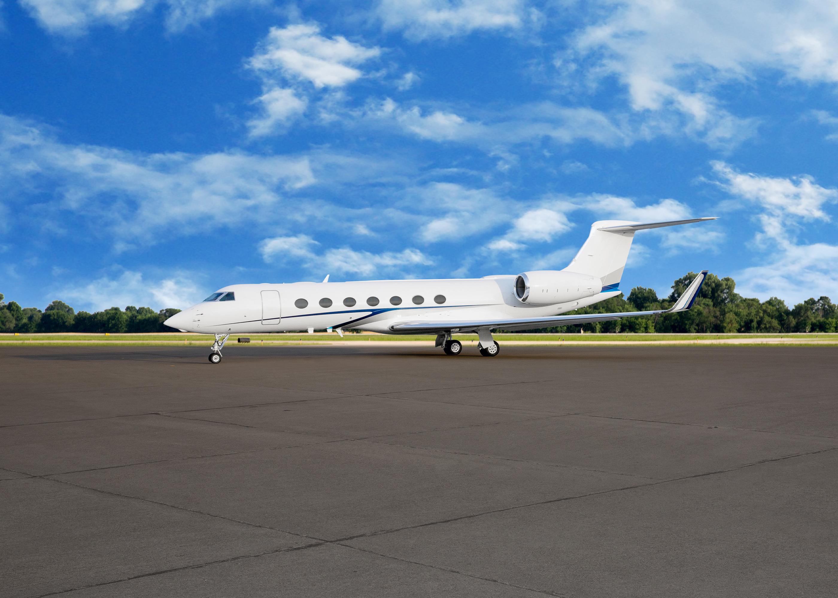 Gulfstream G550 For Sale Globalair Com