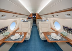 Private jet for sale charter: 2006 Gulfstream G550 long-range heavy jet