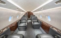 2004 Bombardier Challenger 300 super-midsize jet