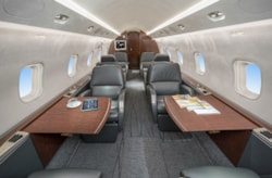 Private jet for sale charter: 2004 Bombardier Challenger 300 super-midsize jet