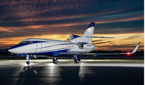 Private jet for sale charter: 2006 Dassault Falcon 900EX EASy heavy jet