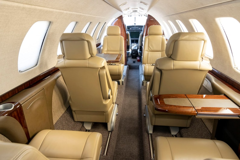 Private jet for sale charter: 2018 Cessna Citation CJ3+ light jet