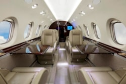 Private jet for sale charter: 2009 Hawker 750 midsize jet