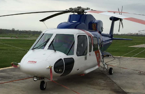 Aircraft Listing - Sikorsky S76C+ listed for sale