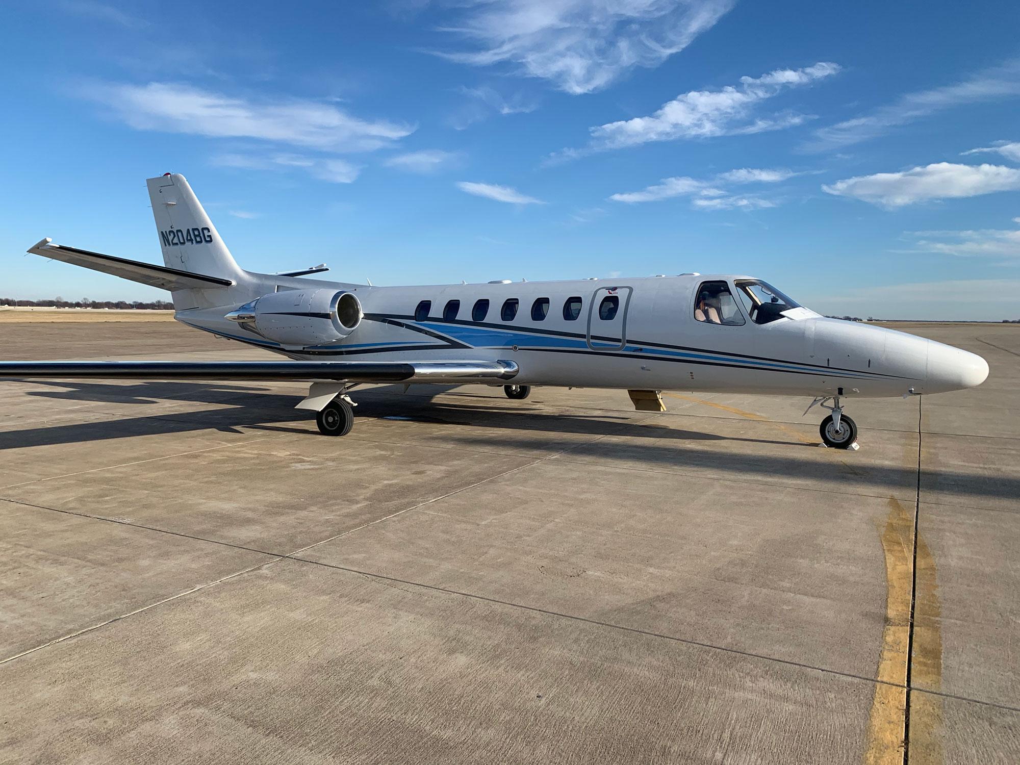 Aircraft Listing - Citation V Ultra listed for sale