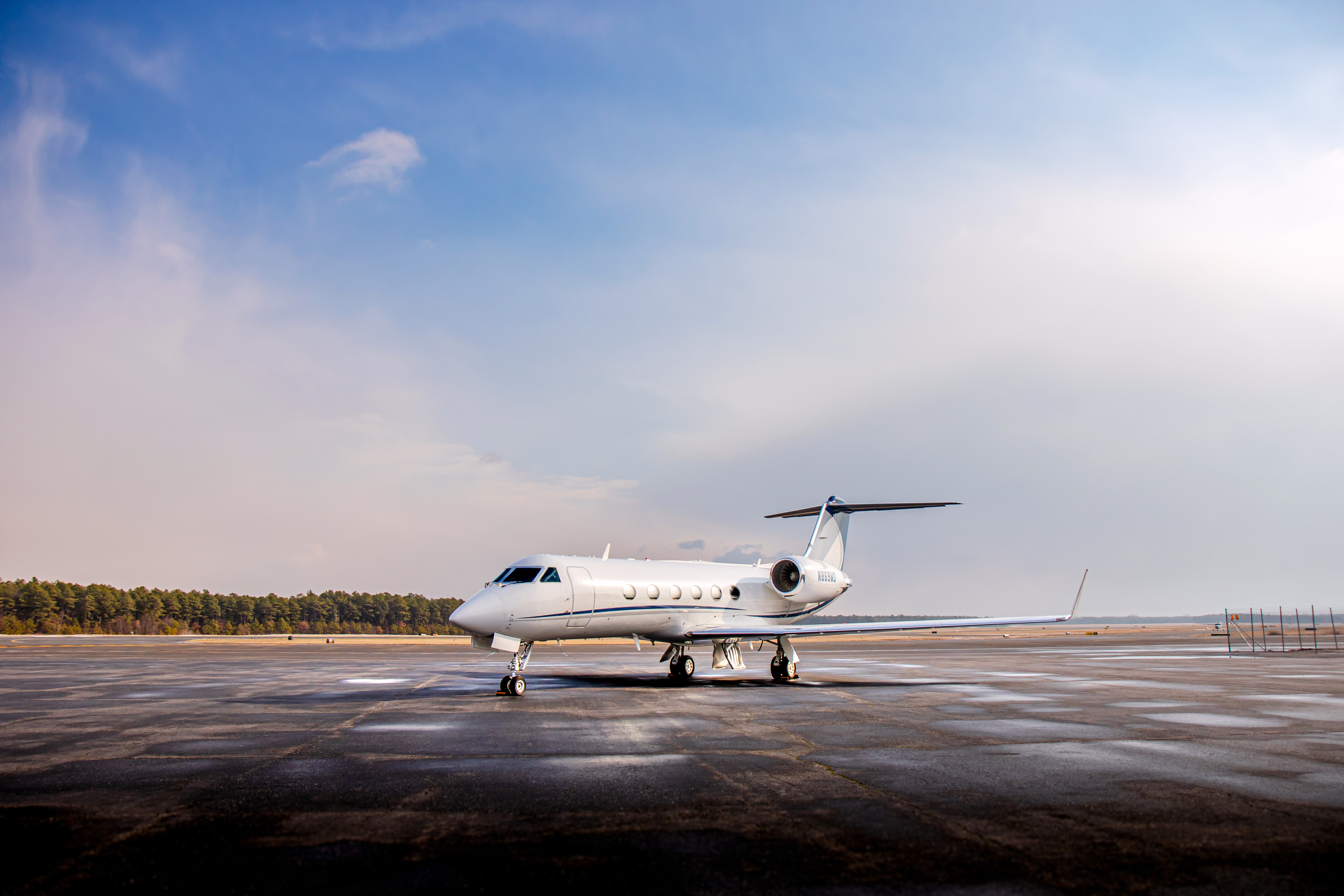 Aircraft Listing - Gulfstream IV/SP listed for sale