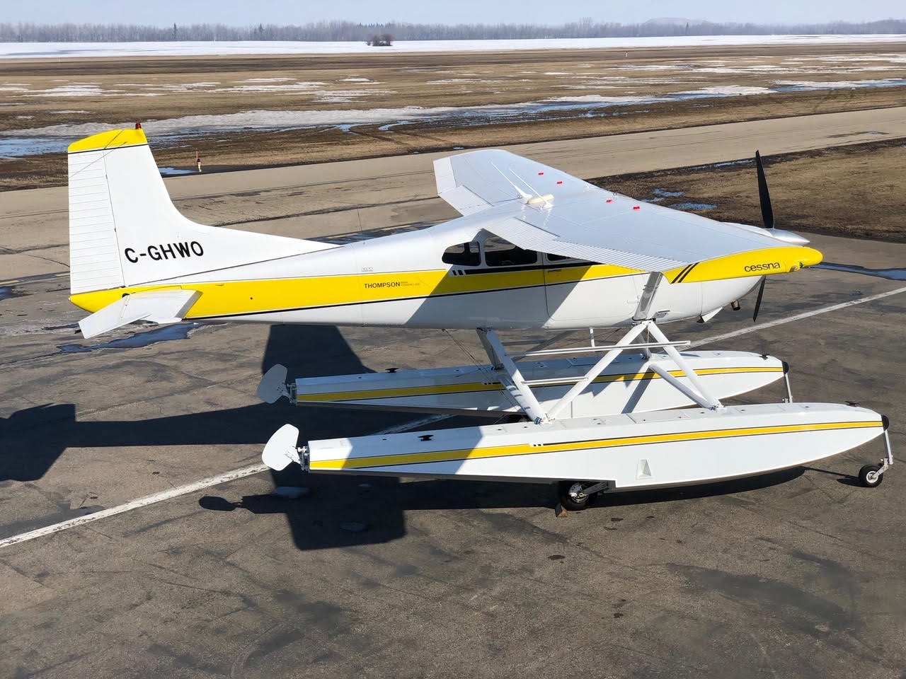 Aircraft Listing - Cessna A185F listed for sale