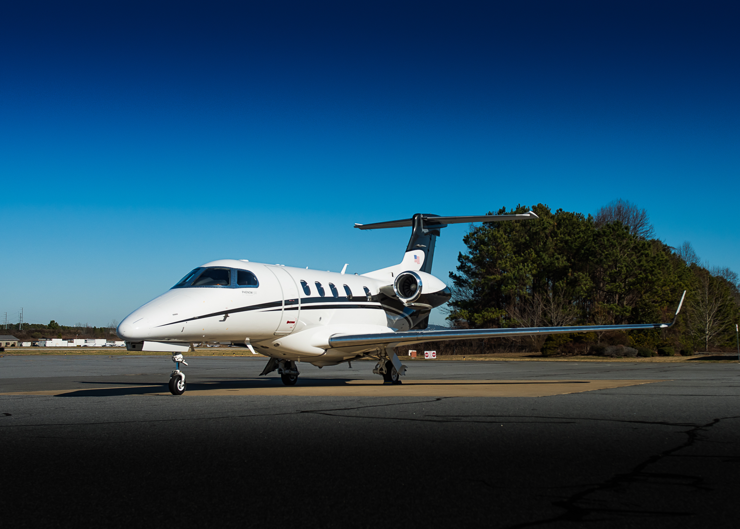 Aircraft Listing - Phenom 300 listed for sale