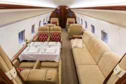 Private jet for sale charter: 2001 Bombardier Global Express long-range heavy jet