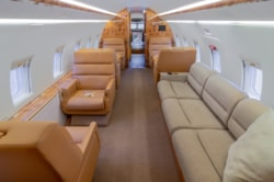 Private jet for sale charter: 1995 Bombardier Challenger 601-3R heavy jet
