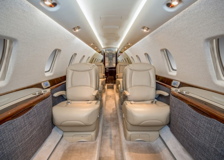 Private jet for sale charter: 2012 Citation Sovereign super-midsize jet
