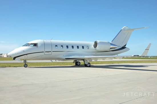 Private jet for sale charter: 2011 Bombardier Challenger 605 heavy jet