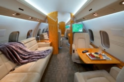 Private jet for sale charter: 2000 Global Express long-range heavy jet
