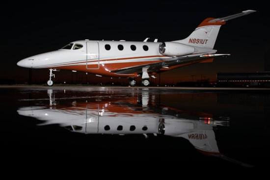 Private jet for sale charter: 2007 Premier 1A light jet